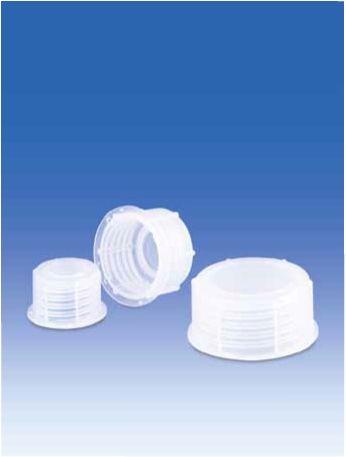 Винтовые крышки, РР vitlab пластик