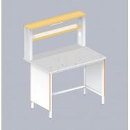 Стол пристенный физический ЛАБ-1200 ПФ