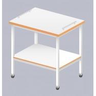 Стол передвижной ЛАБ-800 СТП (ламинат)