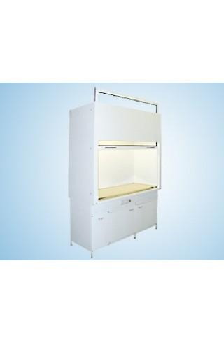 Шкаф вытяжной модульный 1200 ШВМкм (Мон. керамика, без воды)
