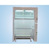 Шкаф вытяжной напольный 1500 ШВНП (внутр. глубина 600 мм.)