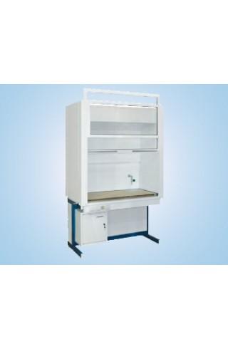 Шкаф вытяжной модульный, с мет. стенками 1800 ШВМУп (Wilsonart, без воды)