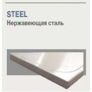 Рабочая поверхность ЛАБ-PRO РП 120.80 SS (STEEL)