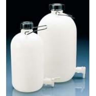 Узкогорлые бутылки (PE-LD) с вентилем