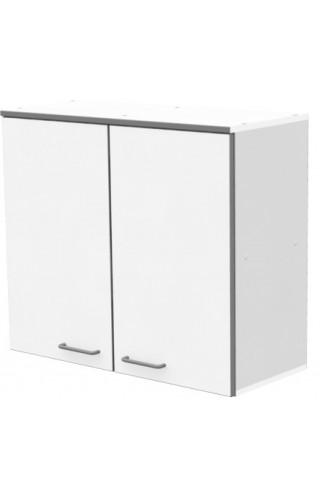 ЛАБ-М НШ-2 80.35.70 Шкаф хранения навесной с 2 дверками из меламина