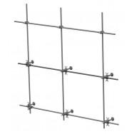 Решетка для установки на заднюю панель длина 1200 для вытяжных шкафов: ЛАБ-PRO РЗП-ШВЛВЖ-D